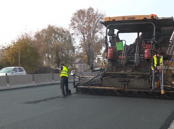 В Кыргызстане ускоряют строительство автодороги Бишкек – Кара-Балта