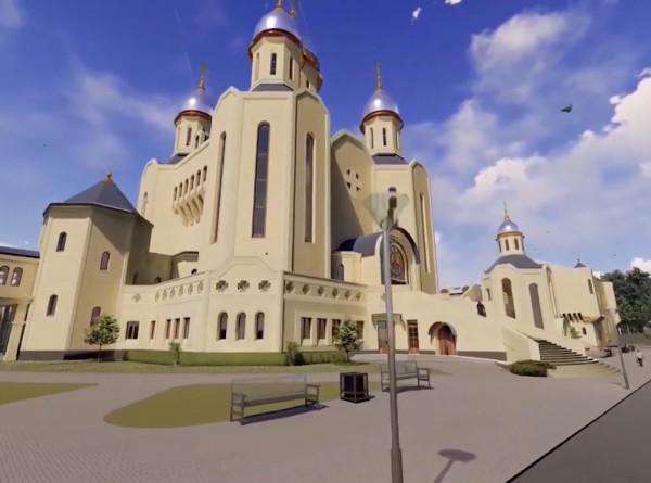 Молитва перед стартом: в Москве построят храм для спортсменов