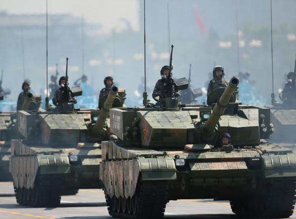Си Цзиньпин: Китай должен ускорить процесс модернизации вооруженных сил