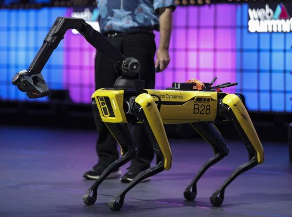 В Чернобыле появились роботы-собаки Boston Dynamics (ВИДЕО)