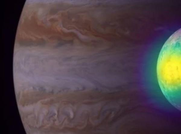 На спутнике Юпитера увидели столбы ядовитого дыма