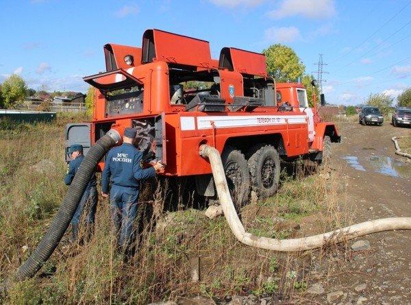Амур отступает: спасатели и волонтеры взяли верх над стихией в Хабаровском крае