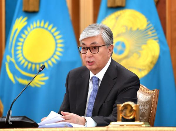 Токаев предложил ужесточить ответственность судей