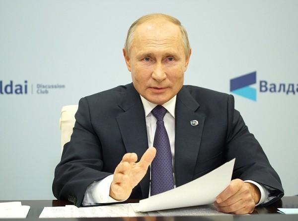 Путин: Россия не против включения новейших вооружений в договор с США