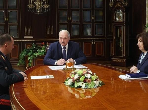 Лукашенко: Нужно усилить безопасность на границе, не превратив ее в «железный занавес»