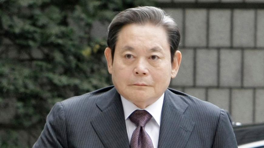 Умер председатель Samsung Ли Гон Хи