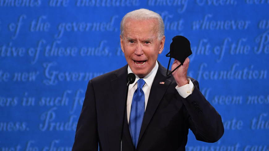 Байден досрочно проголосовал на президентских выборах в США