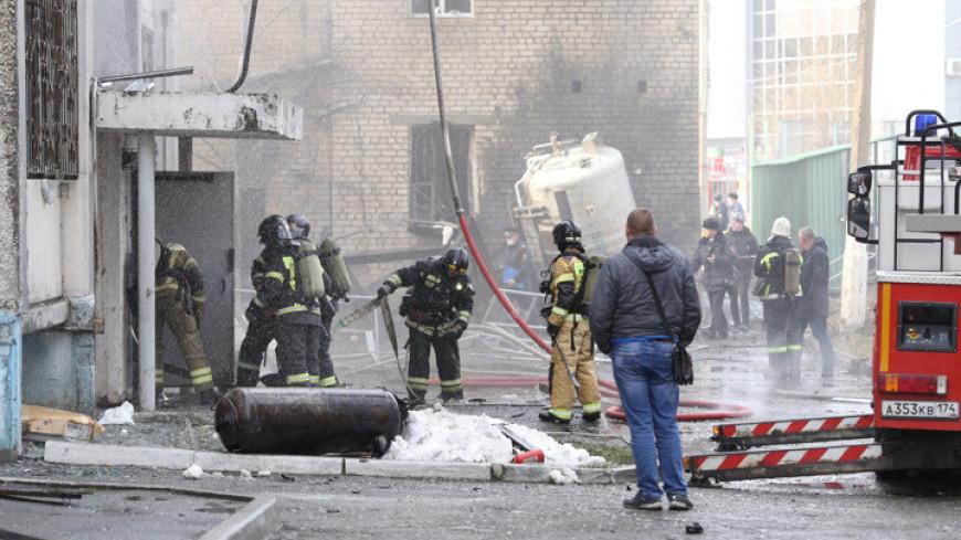 Более 150 человек эвакуированы из поликлиники Челябинска после взрыва кислородной будки