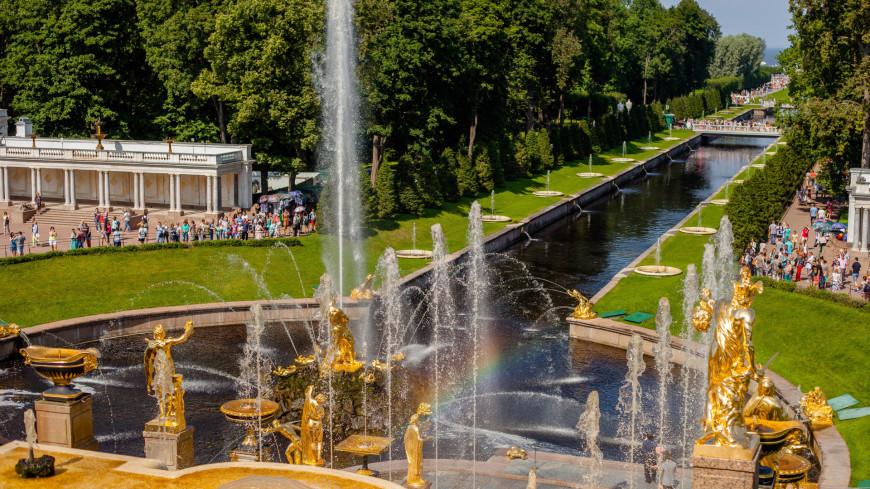 "Фото: Марина Дыкун (МТРК «Мир») ""«Мир 24»"":http://mir24.tv/, тритоны, санкт-петербург, питер, петергоф, парк, фонтан, фонтаны, морской канал"