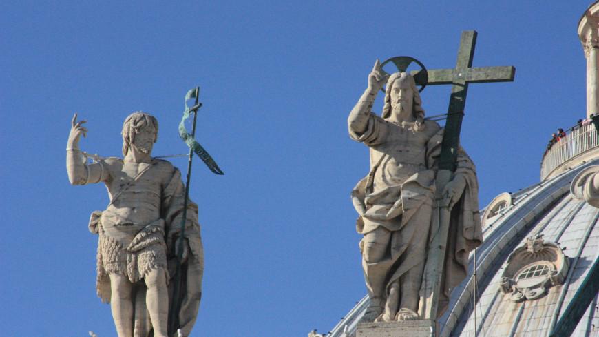 Ватикан, Собор Святого Петра, ватикан, собор святого петра