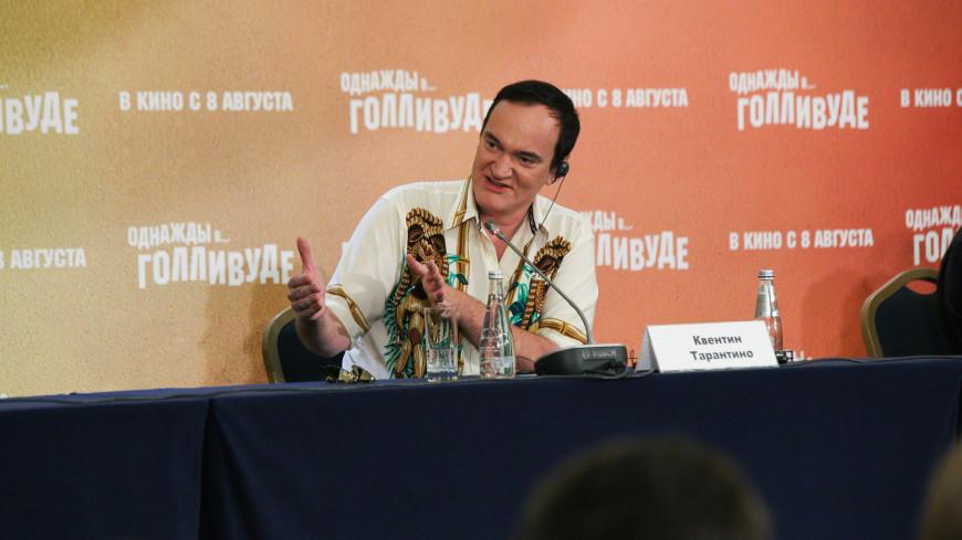 Тарантино посоветовал фильм ужасов на Хеллоуин