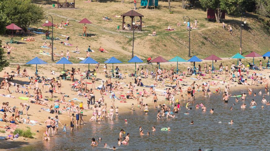 """Фото: Татьяна Константинова, """"«Мир 24»"""":http://mir24.tv/, пляж"""
