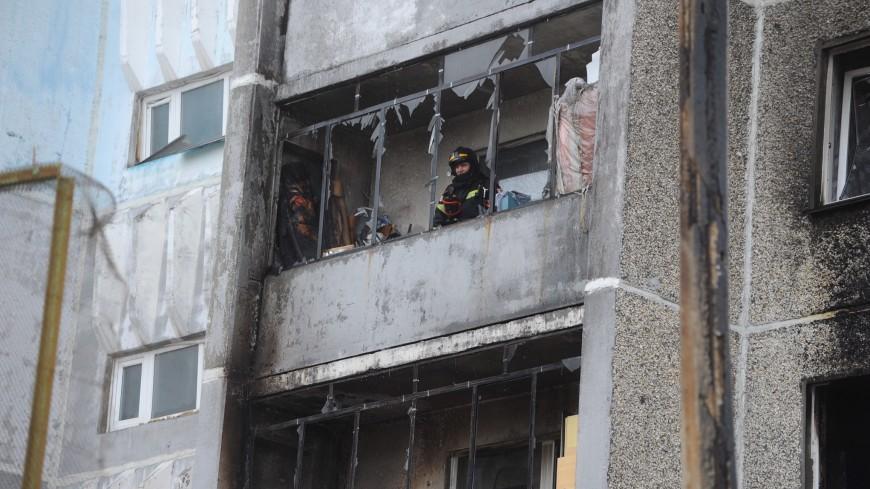 В Челябинске после пожара в поликлинике объявлен режим ЧС