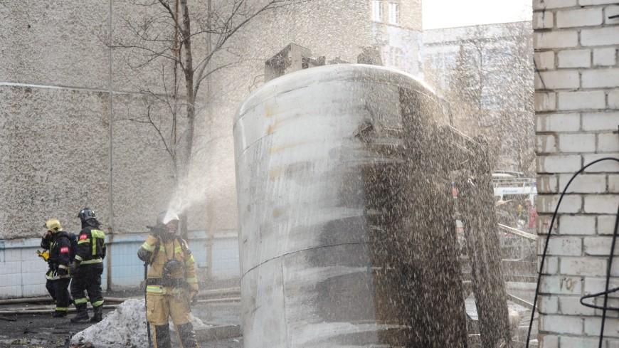 После пожара и взрыва в челябинской больнице возбуждено дело о халатности