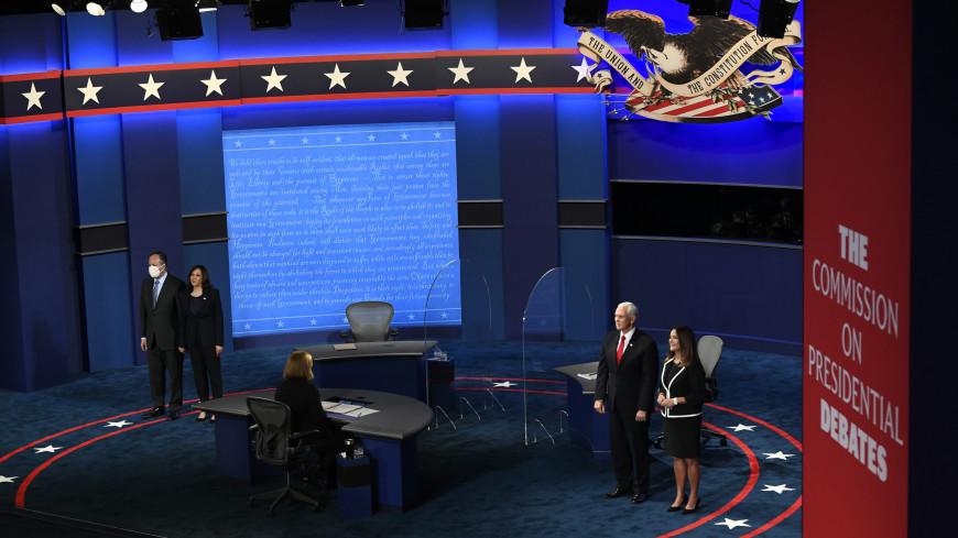 Обзор зарубежных СМИ: дебаты Харрис и Пенса в США и новые рекорды легкой атлетики