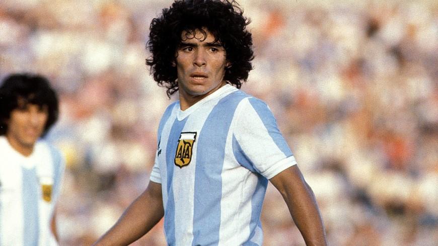 Культ Диего: легенде мирового футбола Марадоне – 60