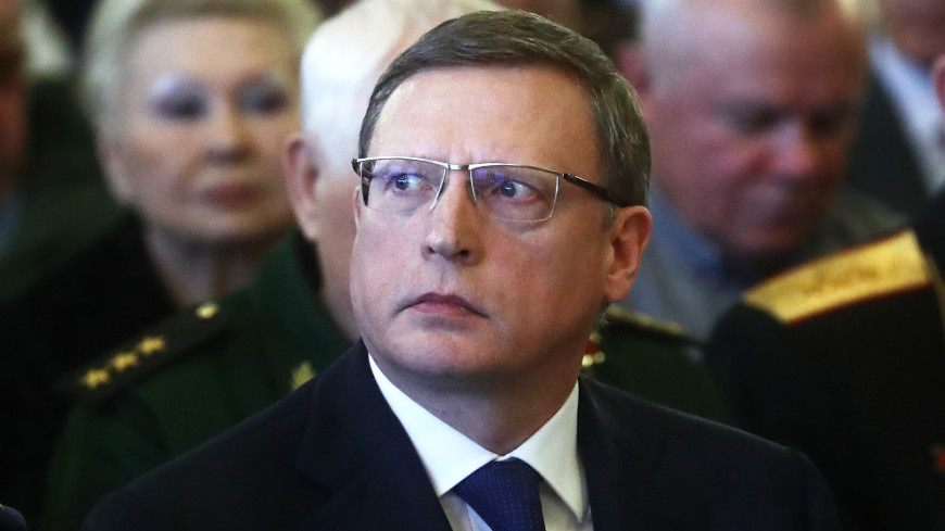 Омский губернатор заболел коронавирусом