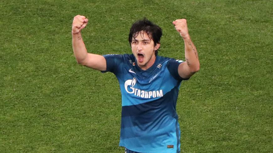 Форварда «Зенита» включили в рейтинг самых дорогих футболистов Азии
