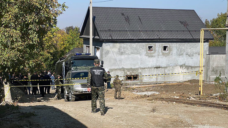Перестрелка в Грозном: боевики готовили теракты на территории Чечни