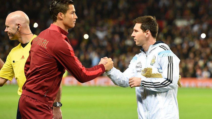 Новое противостояние: спустя два года Месси и Роналду сыграют друг против друга