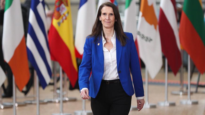 Глава МИД Бельгии Софи Вильмес госпитализирована с коронавирусом