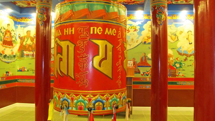 В Республике Тыва выбрали нового верховного ламу