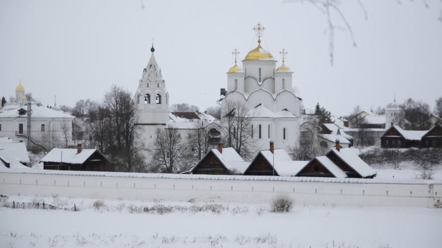 Суздаль станет новогодней столицей России 2023-2024 года