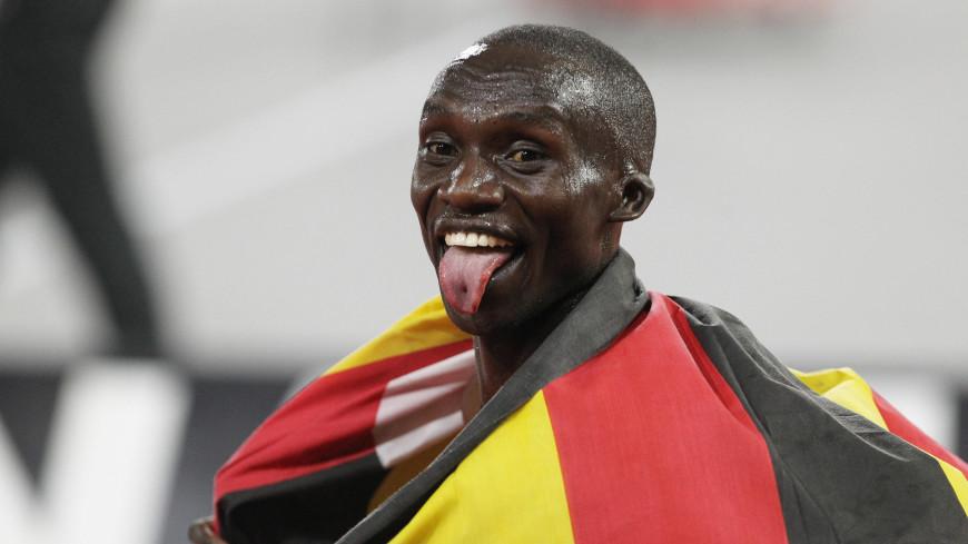 Легкоатлет из Уганды установил мировой рекорд в беге на 10 000 метров