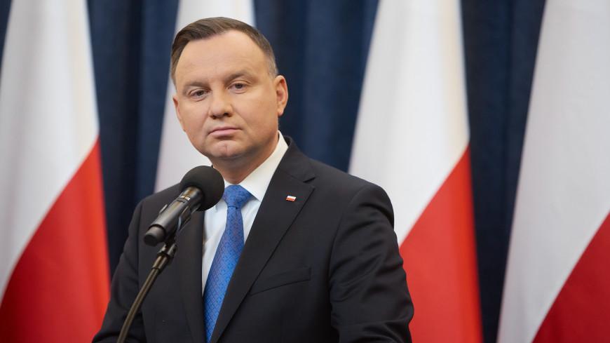У президента Польши выявлен коронавирус