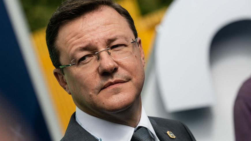 Губернатор Самарской области Дмитрий Азаров вылечился от коронавируса