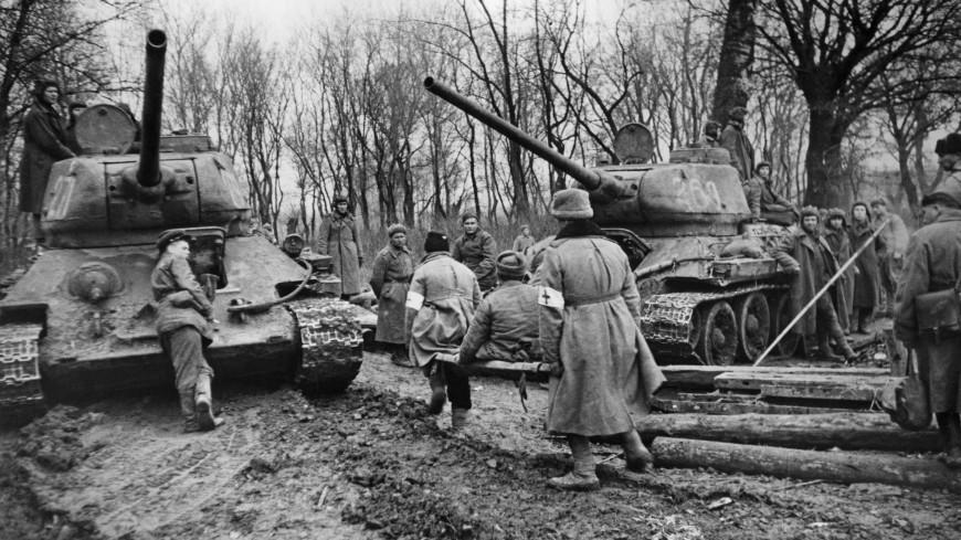 Освобождение Европы: 76 лет назад началась Будапештская наступательная операция
