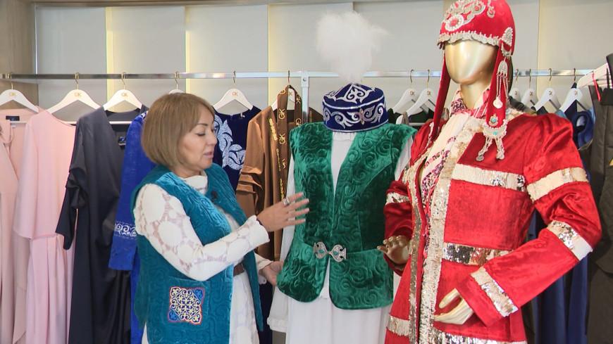 Взрыв красоты: дизайнеры Казахстана показали этно-стиль на Международной неделе моды