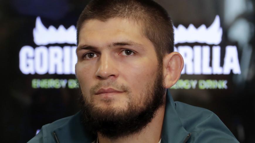 Нурмагомедов уложился в вес перед поединком с Гейджи