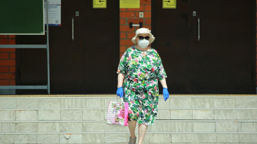 Эксперт Роспотребнадзора: Снижение заболеваемости коронавирусом начнется в начале ноября