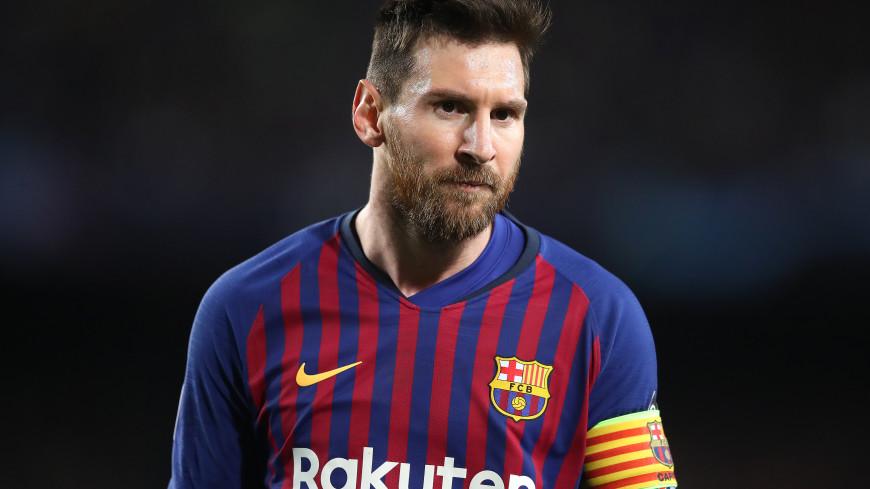 Ни сезона без гола: Месси установил рекорд Лиги чемпионов