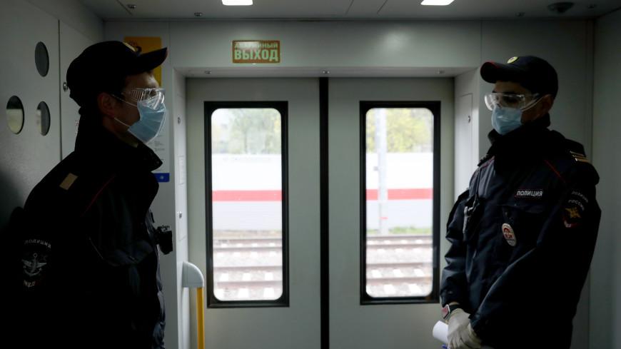 Общий процент пассажиров в масках в московском транспорте вырос до 96%