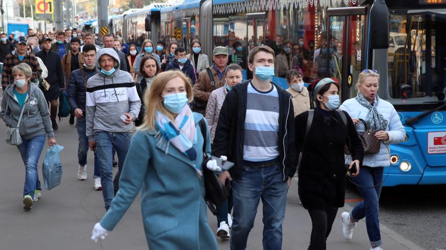 Губернатор Подмосковья призвал граждан носить маски и избегать публичных мероприятий