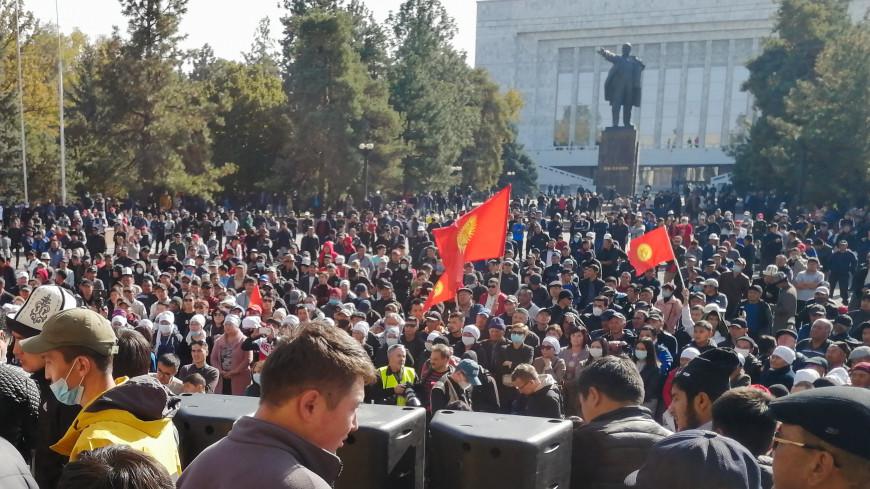 Нет у революции конца. В Кыргызстане снова новая власть