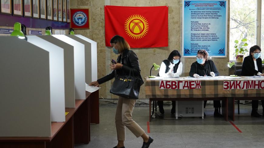 ЦИК Кыргызстана: Новые выборы должны пройти через три месяца после отставки Жээнбекова