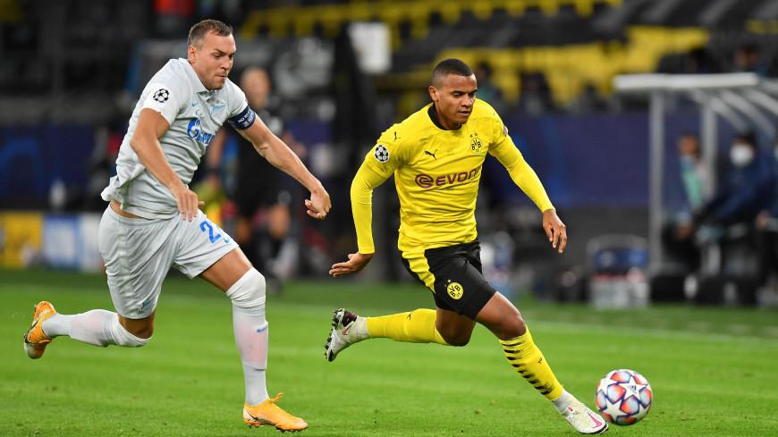 Семак объяснил слабую игру «Зенита» в матче Лиги чемпионов против «Боруссии»