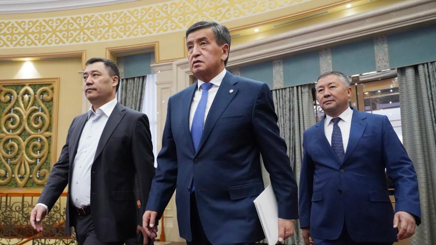 Отставка президента и предстоящие выборы: главные темы заседания парламента Кыргызстана