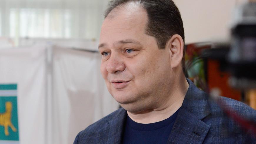 Глава Еврейской Автономной области Ростислав Гольдштейн заразился коронавирусом