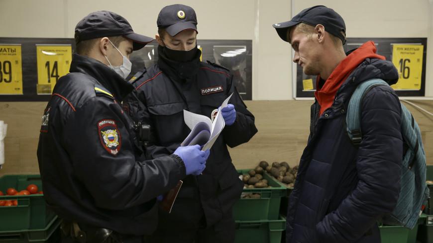 Без маски не входить: Москва ведет борьбу с нарушителями санитарного режима