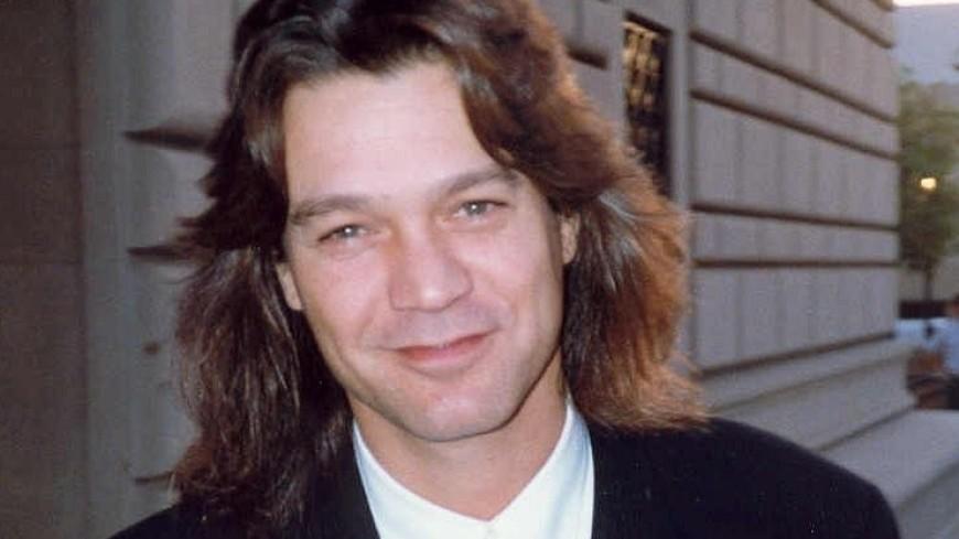 Скончался всемирно известный гитарист, основатель рок-группы Van Halen Эдди ван Хален