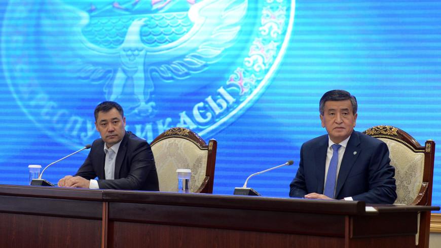 Жээнбеков призвал достроить железную дорогу из Китая в Кыргызстан