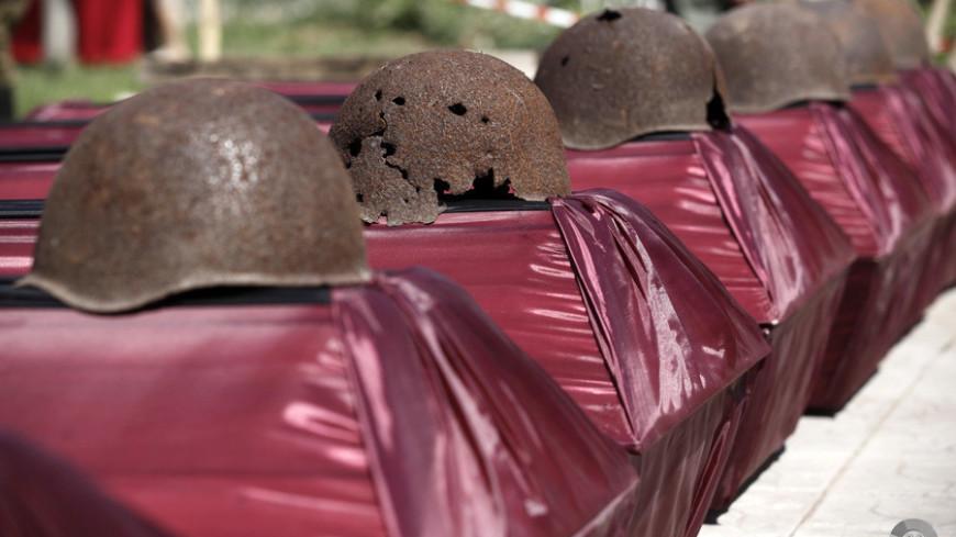 В Ростовской области нашли массовое захоронение времен Великой Отечественной войны