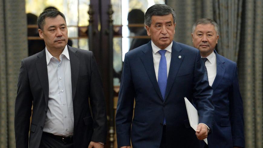 Жапаров подписал указ о наделении Жээнбекова статусом экс-президента с сохранением всех гарантий
