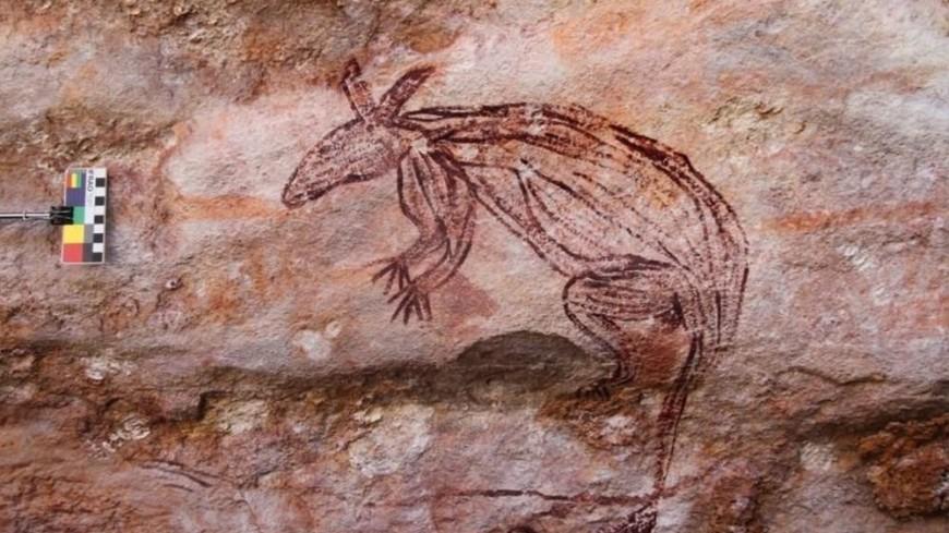 Австралийские ученые нашли «окно в прошлое» – редкие наскальные рисунки