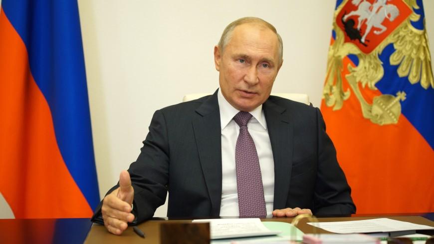 Путин поделился «фантастически неожиданным» эпизодом из девяностых