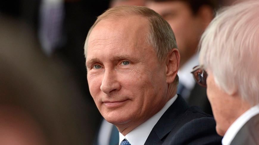 "Фото: ""Пресс-служба президента России"":http://kremlin.ru/, путин"